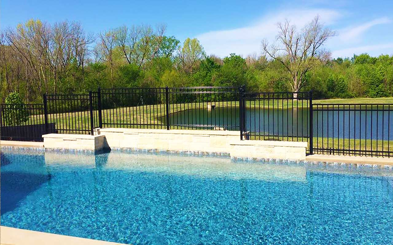 Pool Fence Company in Tulsa