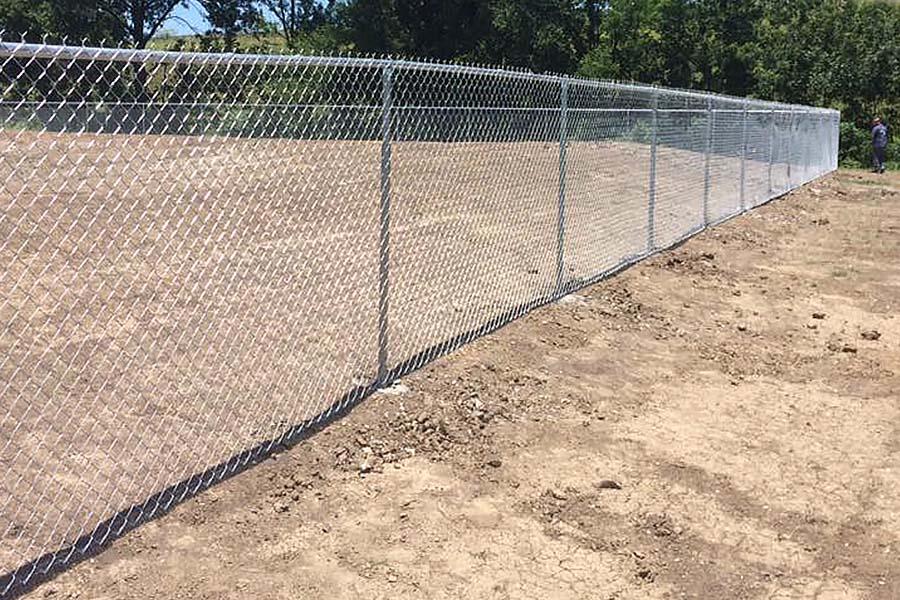 Chain Link Fence Builder Arrow Fence Company Tulsa Oklahoma