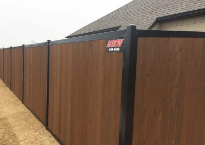 FenceTrac Privacy Fence