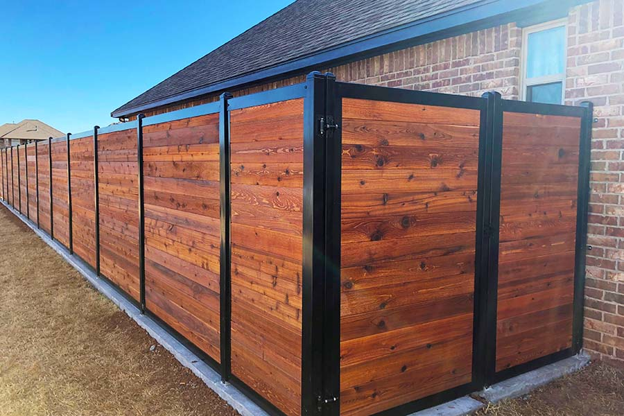 Fencetrac Privacy Fence Builder Arrow Fence Company