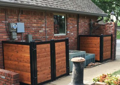 FenceTrac Utility Enclosures