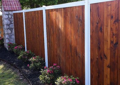 HOA Neighborhood Perimeter Fence - FenceTrac