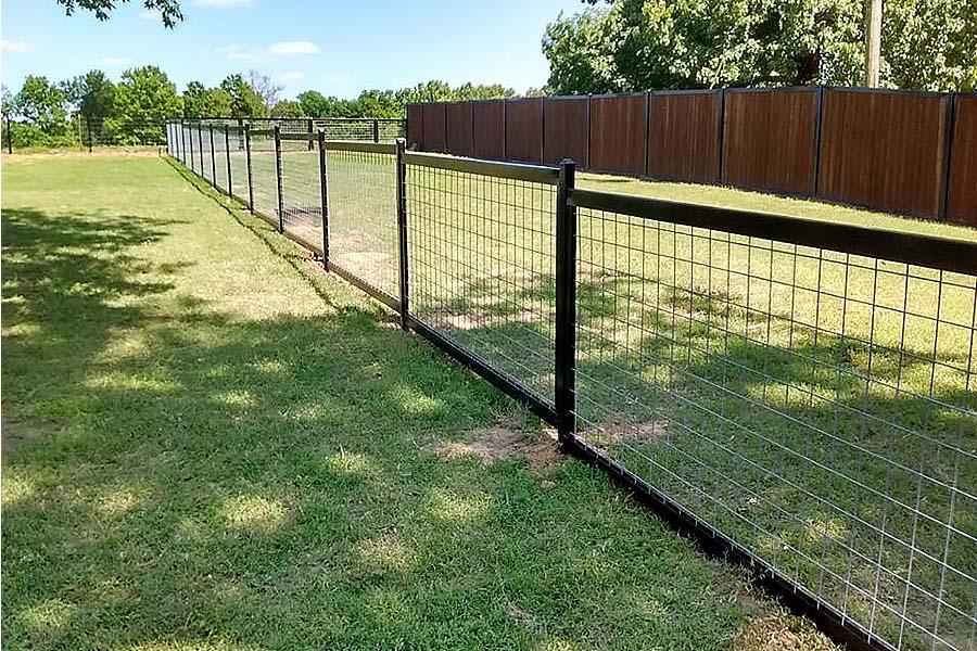 Ranch Rail Fence Builder Arrow Fence Company Tulsa